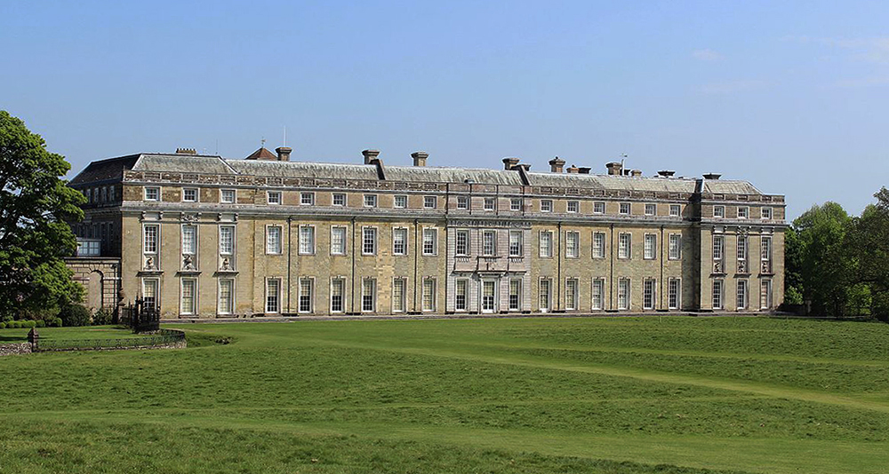 A Petworth House From the West by Martinvl