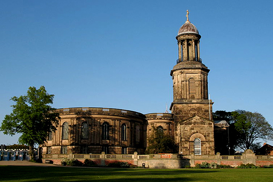 A St Chads Shrewsbury