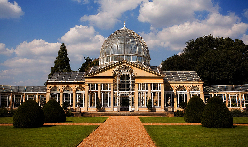 A Syon Great Conservatory