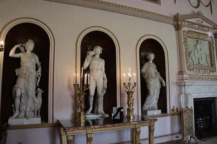 Syon Dining Room