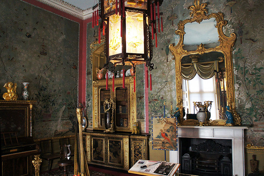 Temple Newsam Chinese Drawing Room