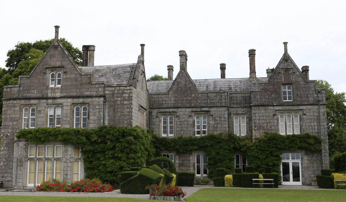 Lisnavagh Estate by Philip Bentley