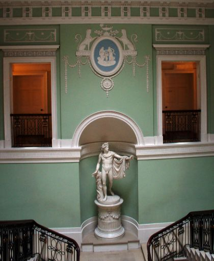 Sledmere House, Yorkshire,