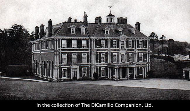 Hall Barn Dicamillo