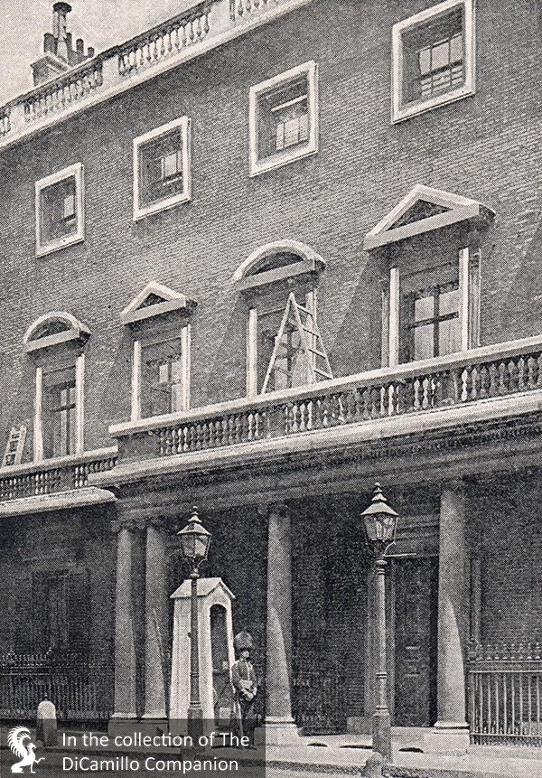 Norfolk House 31 St James S Square Dicamillo